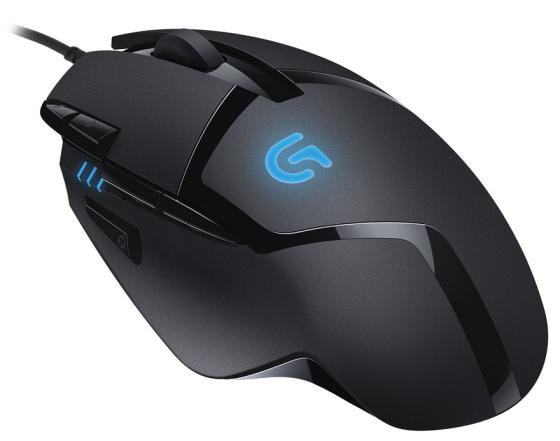 Llega el increíble mouse Logitech G402 Hyperion Fury
