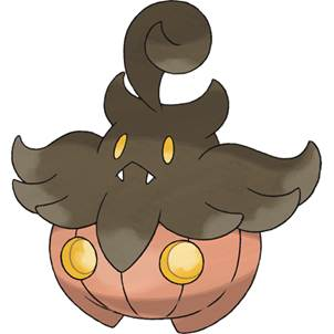 Celebra Halloween al estilo Pokémon con el Pumpkaboo Tamaño Extragrande que llegará a Pokémon X y Pokémon Y en octubre