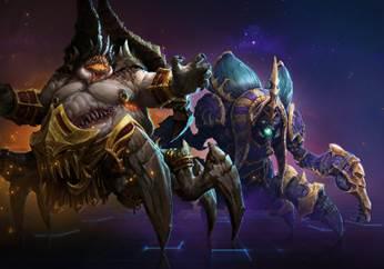¡Heroes of the Storm regresa en línea con partidas personalizadas, nuevos héroes y más!