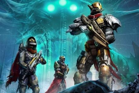 Activision y Bungie estrenan un avance oficial de la expansión 'The Dark Below' para 'Destiny'