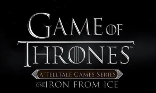Telltale Games estrena el primer vistazo al videojuego de 'Game of Thrones'