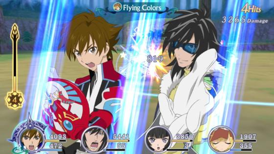 Llega al PS Vita Tales of Hearts R en su versión americana