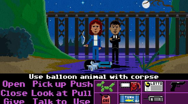 Thimbleweed Park, nuevo juego de los creadores de Maniac Mansion y Monkey Island