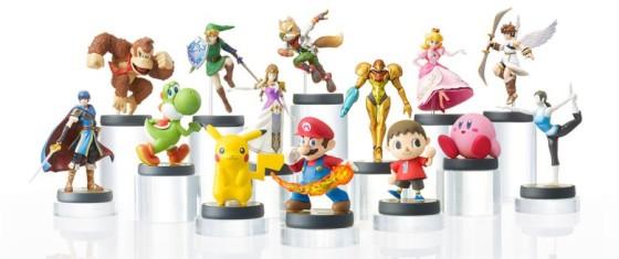 Nintendo ofrece los Amiibo por medio de suscripción