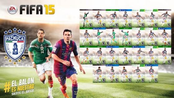 EA Sports anuncia alianza con el Club Pachuca