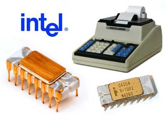 El microprocesador cumple 43 años este 15 de noviembre