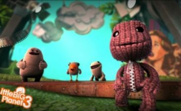 PlayStation lanza Little Big Planet 3