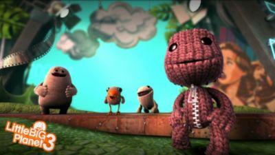 PlayStation lanza Little Big Planet 3