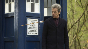 Doctor Who (series 8) Ep3
