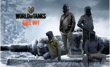 Musterbrand lanza su nueva colección de prendas de World of Tanks