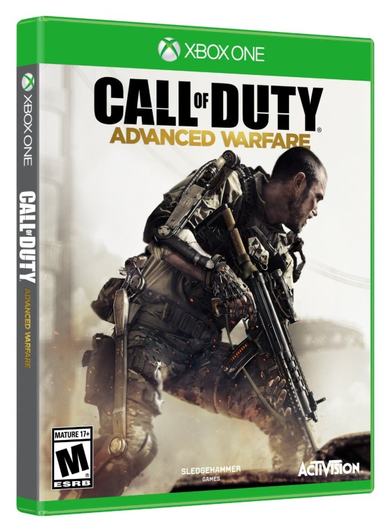 Todo sobre Call of Duty: Advanced Warfare