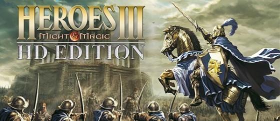 Heroes of Might & Magic III – HD Edition llegará en enero
