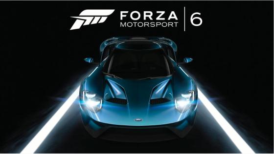 """Microsoft y Ford revelan el Ford GT como el auto de portada para """"Forza Motorsport 6"""