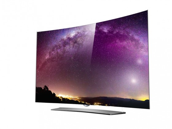 LG dice que 2015 será el año en el que las pantallas OLED mostrarán su potencial