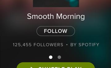 Conoce el nuevo look de Spotify para Windows Phone
