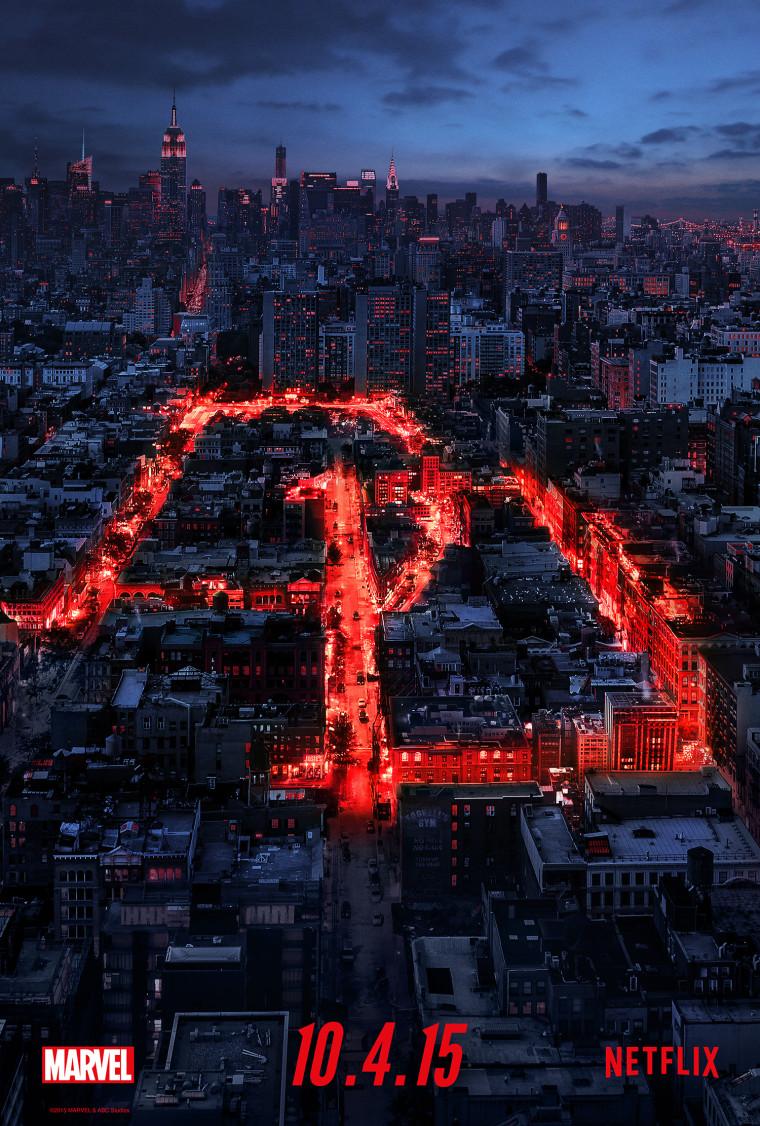 'Daredevil' la serie original de Netflix ya tiene fecha de estreno