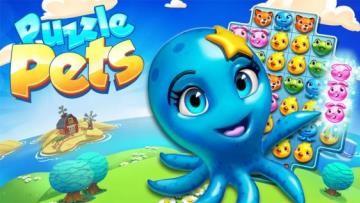 Gameloft presenta PUZZLE PETS