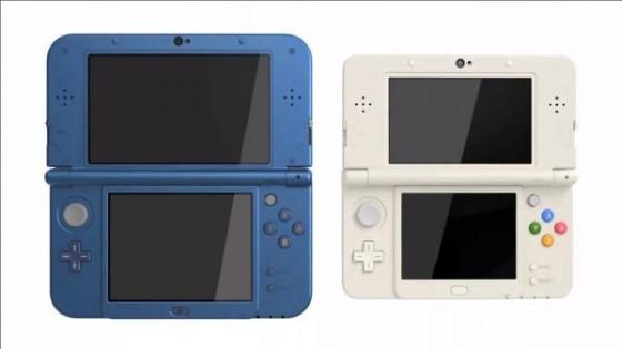 El New Nintendo 3DS saldrá a la venta el 13 de febrero