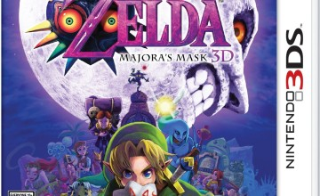 'Majora's Mask 3D' ya tiene fecha de estreno