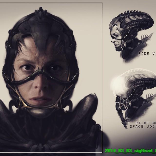 Podría haber nueva película de Alien, por el director de Chappie y District 9