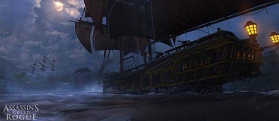 Ubisoft anuncia fecha de estreno para Assassin's Creed Rogue