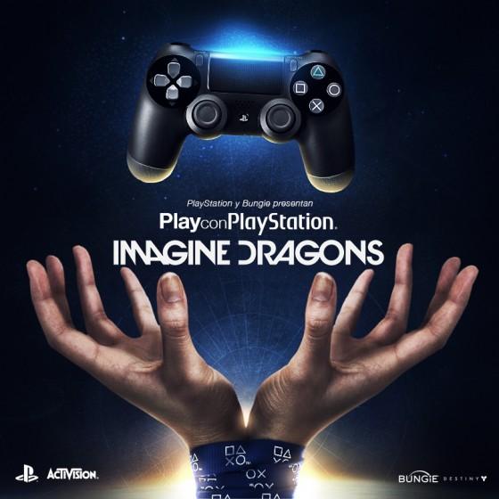 PlayStation, Activision, Bungie e Imagine Dragons presentan Play con PlayStation