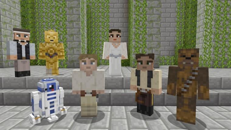 Expande tu universo de Minecraft con el Rebels Skin Pack para Xbox