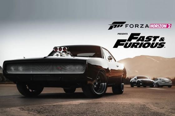 "Xbox y Universal Partnerships & Licensing se asocian para crear ""Forza Horizon 2 presenta Fast & Furious"""