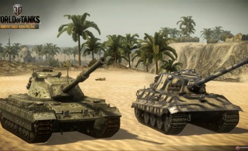World of Tanks llega a Xbox One