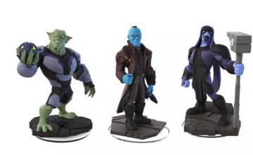 Conoce los nuevos villanos que llegaron a Disney Infinity: Marvel Super Heroes (Edición 2.0)