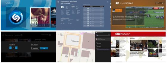 6 Apps para el Vive Latino 2015 / Microsoft