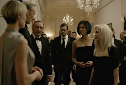 Pussy Riot aparece en un episodio de la tercera temporada de 'House of Cards'