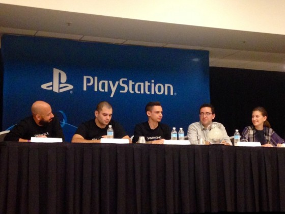 PlayStation Latin America Developer Network en GDC 2015