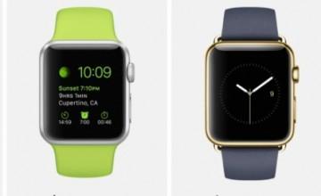 Apple revela los modelos y fecha de estreno de su esperado Apple Watch