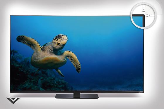VIZIO lanza su televisor 4K en México