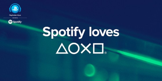 Spotify ya está disponible en PlayStation™ Music