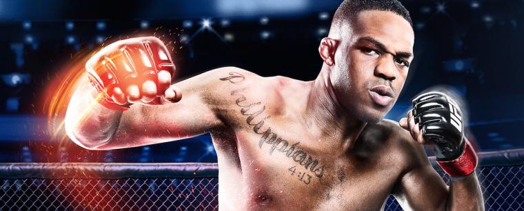 Ya disponible EA Sports UFC, para llevar
