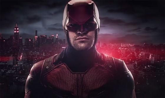 Primer vistazo al traje rojo de Matt Murdock en 'Daredevil'