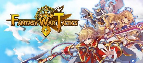 Ya disponible la beta de Fantasy War Tactics para Android
