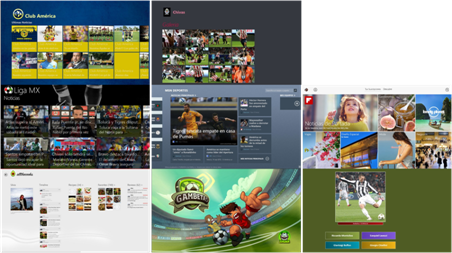 Disfruta el clásico Chivas-América con estas Apps para Windows 8