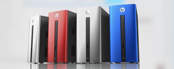 HP reinventa la PC de escritorio