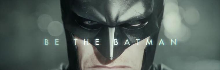 Conviértete en Batman en el nuevo avance live-action de 'Batman: Arkham Knight'