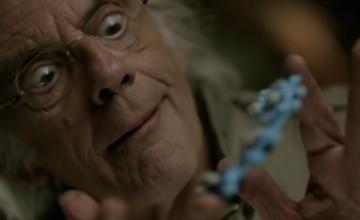 Christopher Lloyd protagoniza el nuevo avance de 'LEGO Dimensions'