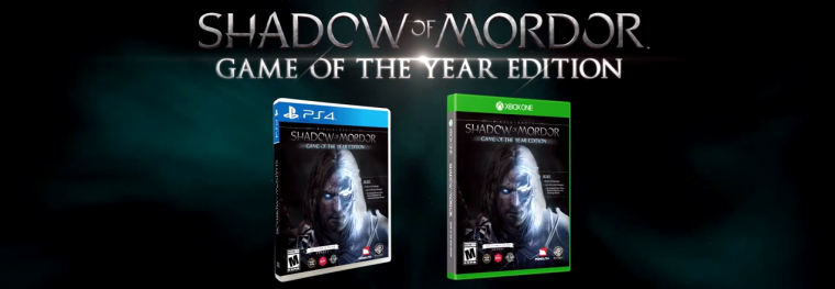 Este mes ya tendremos Middle-earth: Shadow of Mordor Game of the Year Edition