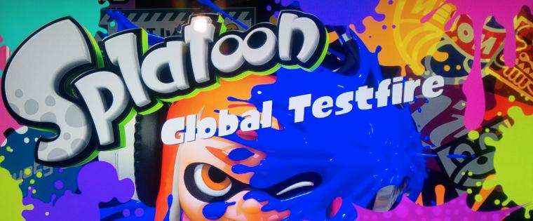 Otra oportunidad de jugar la demo de Splatoon