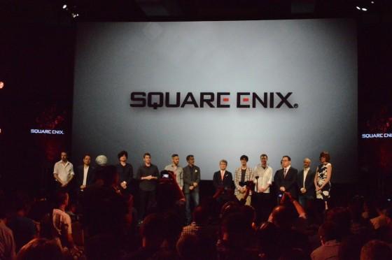 Mira aquí el stream en vivo de la conferencia de prensa de Square Enix en E3 2015