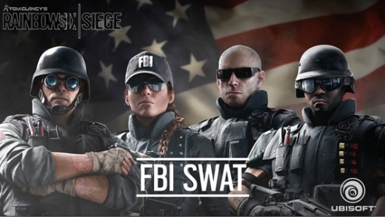 "Ubisoft lanza ""Inside Rainbow #2 -The FBI SWAT Unit"" de Tom Clancy's Rainbow Six Siege"