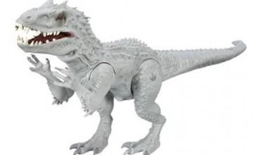 Los dinosaurios de Jurassic World llegan a México