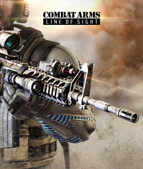 Ultimo día para obtener un código y jugar Combat Arms: Line of Sight