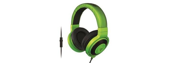 Razer presenta sus nuevos auriculares Kraken Pro